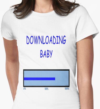 DOWNLOADING BABY T-Shirt
