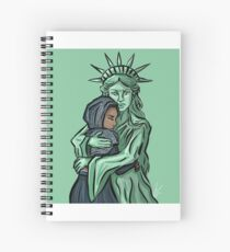 Muslims Welcome Spiral Notebook