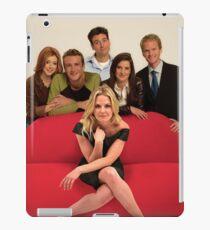 How I Met Zoey iPad Case/Skin