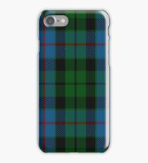 Morrison Society Clan/Family Tartan  iPhone Case/Skin