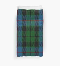Morrison Society Clan/Family Tartan  Duvet Cover