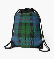 Morrison Society Clan/Family Tartan  Drawstring Bag