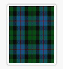 Morrison Society Clan/Family Tartan  Sticker