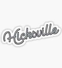 Hicksville NY Sticker