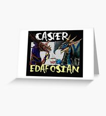 CASPER EDAFOSIAN Greeting Card