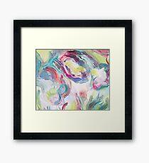 Plush Framed Print