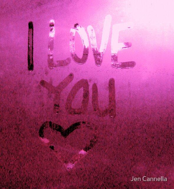 Hot Steamy Love by Jen Cannella