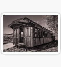 Train to Nowhere Sticker