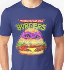 TEENAGE MUTANT NINJA BURGER Unisex T-Shirt
