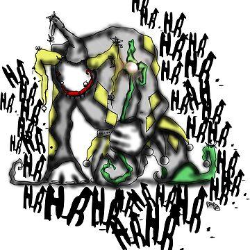 """Jester"" by BleedingArt"