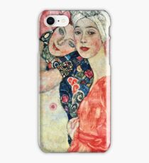 Gustav Klimt - Women Friends iPhone Case/Skin
