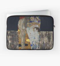 Gustav Klimt - The Three Ages Of Woman Gustav Klimt Laptop Sleeve
