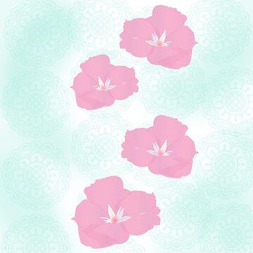 Oleander Bliss by talisadesigns
