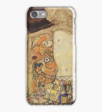 Gustav Klimt - The Bride (Unfinished), Detal_1 iPhone Case/Skin