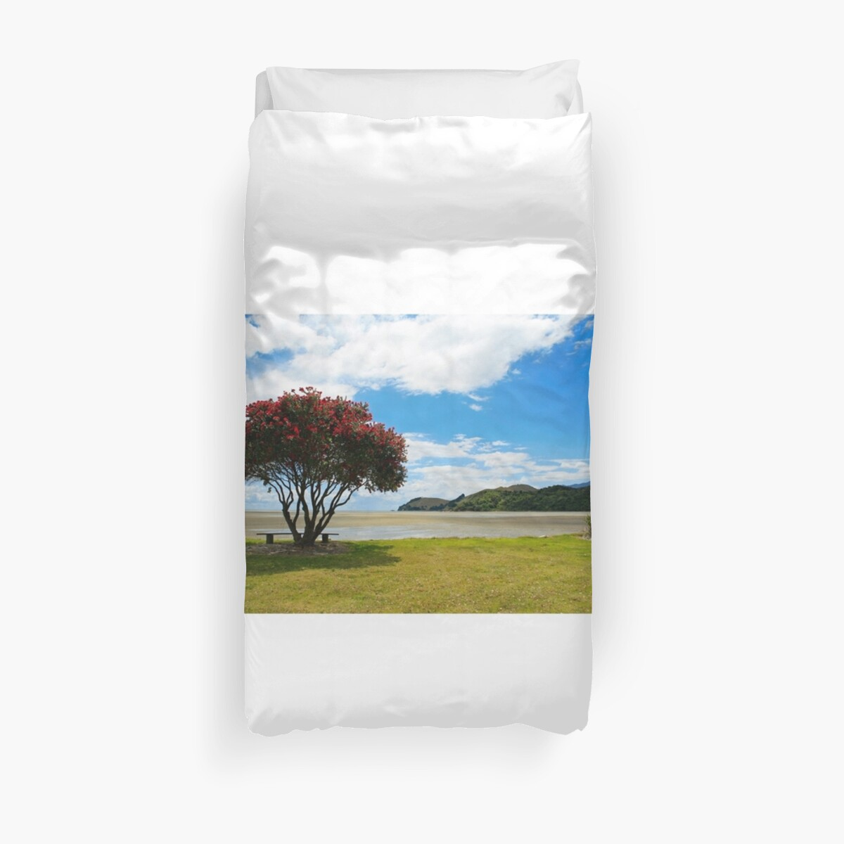 Quot Signs Of Summer Quot Duvet Covers By Martin Bosch Redbubble