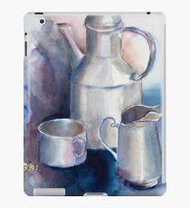 Still life with Tea Cup iPad Case/Skin