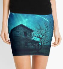 no one home Mini Skirt