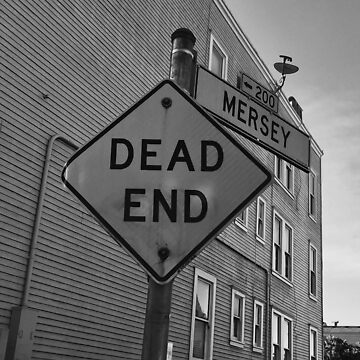 The Dead End Intersection by michaelroman