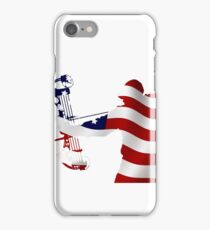 American Bow Hunter iPhone Case/Skin