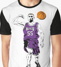 Jason Williams White Chocolate Basketball  Graphic T-Shirt