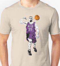 Jason Williams White Chocolate Basketball  Unisex T-Shirt