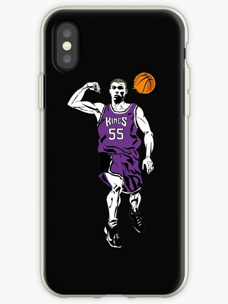 newest 794ec 9ac9f 'Jason Williams White Chocolate Basketball ' iPhone Case by Realmendesign