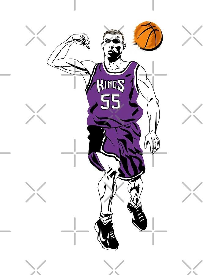 27bff85ad9e ... Jerseys Jason Williams White Chocolate Basketball ...