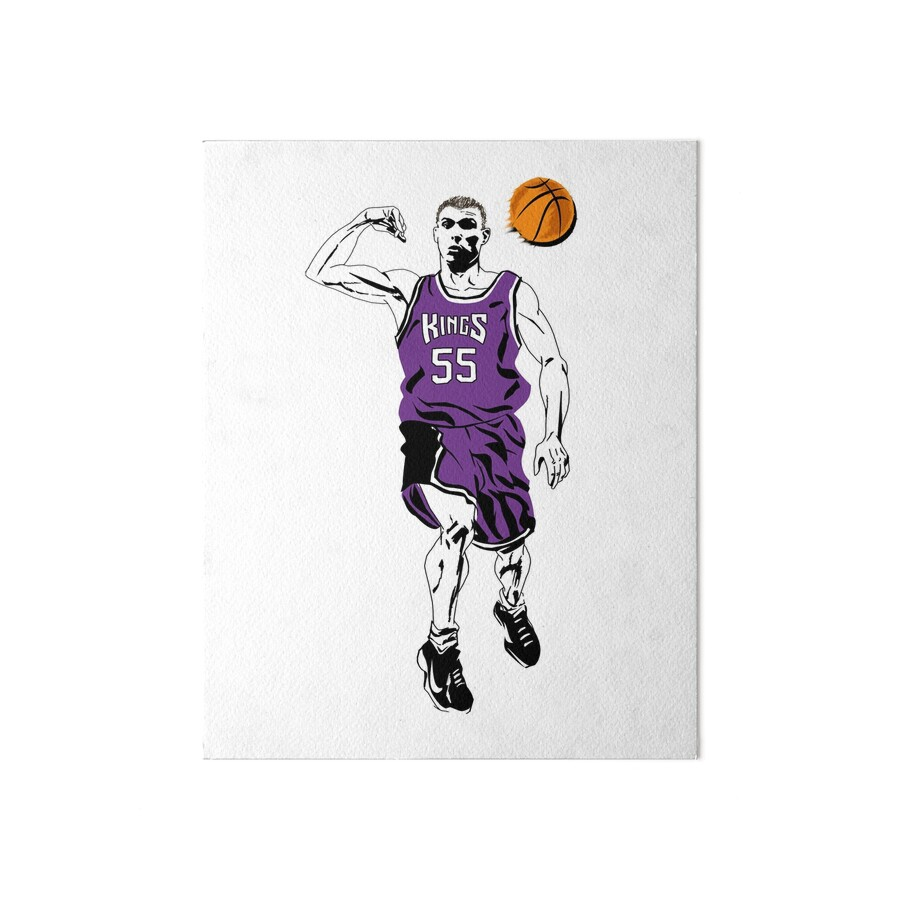 Jason Williams White Chocolate Basketball