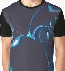 megaman the blue bomber Graphic T-Shirt