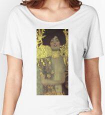 Gustav Klimt - Judith Women's Relaxed Fit T-Shirt