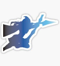 League of Ashe Sticker