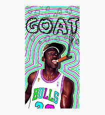 Michael Jordan - LSD Edition Photographic Print