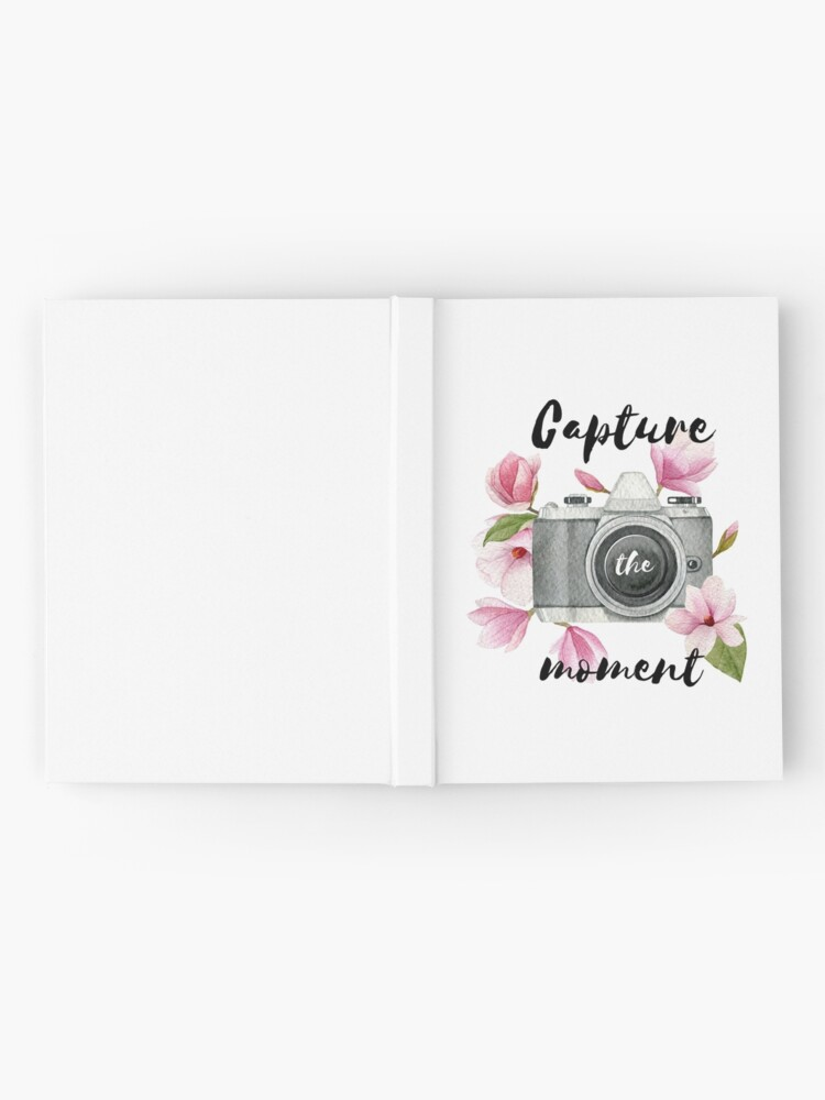 Alternate view of Capture the moment Hardcover Journal