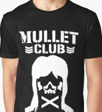BULLET CLUB X MULLET CLUB Graphic T-Shirt