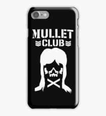 BULLET CLUB X MULLET CLUB iPhone Case/Skin