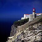 Algarve Lighthouse by billyboy