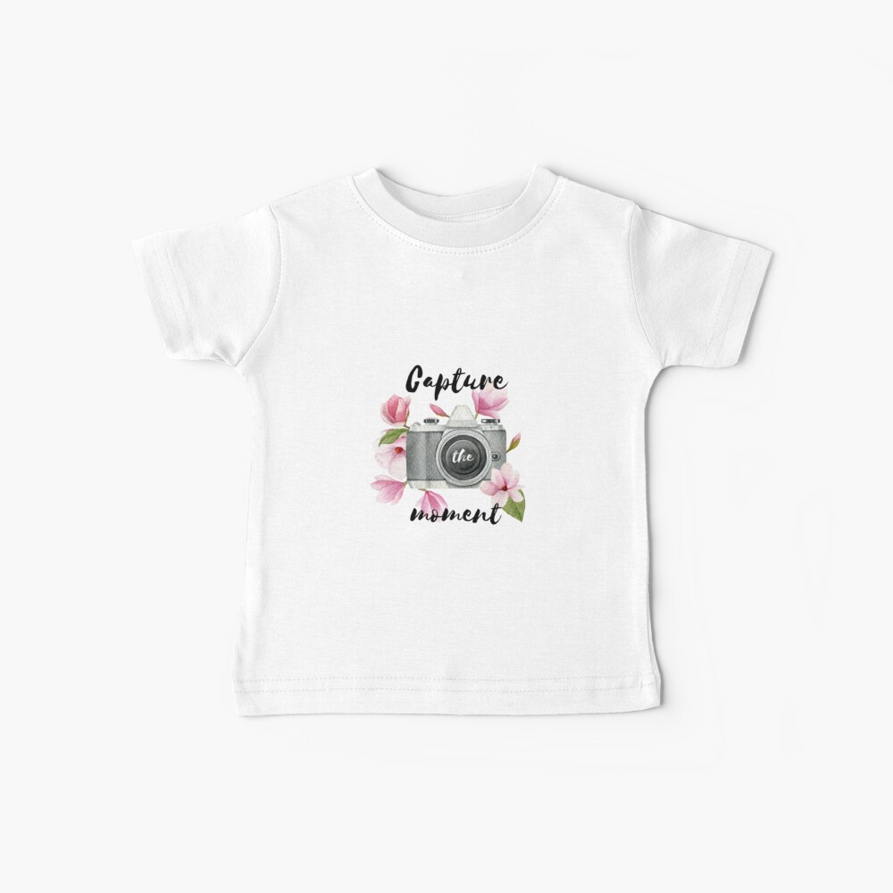 Capture the moment Baby T-Shirt