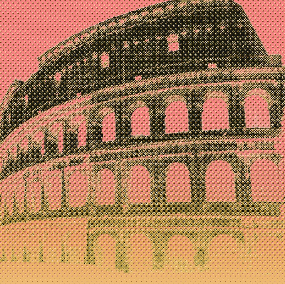 The Grided Colosseum by pathos-design
