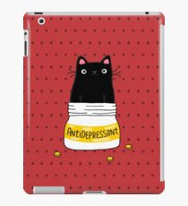 FUR ANTIDEPRESSANT iPad Case/Skin