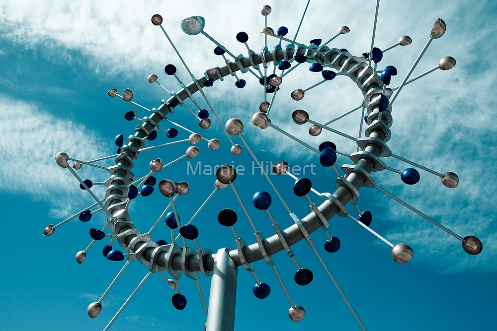 Cups of air by Marnie Hibbert