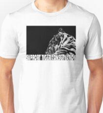 Support Tiger Conservation Unisex T-Shirt