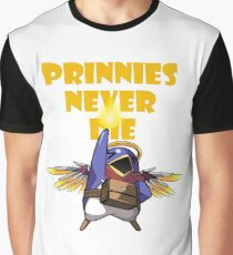 Prinnies Never Die! Graphic T-Shirt