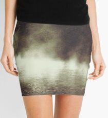 a place beyond - river scene Mini Skirt