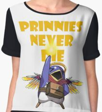 Prinnies Never Die! Women's Chiffon Top