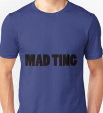 Mad Ting - Slang Design Unisex T-Shirt