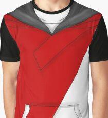 Pokemon Go Red Avatar Shirt Graphic T-Shirt