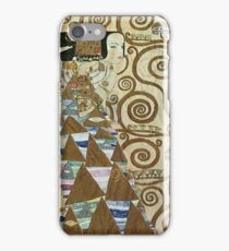 Gustav Klimt - Expectation 1909 iPhone Case/Skin