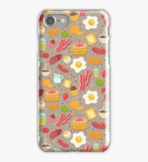 Breakfast iPhone Case/Skin