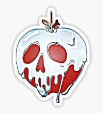 taste my poison apple Sticker