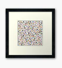 Bean Animals Framed Print